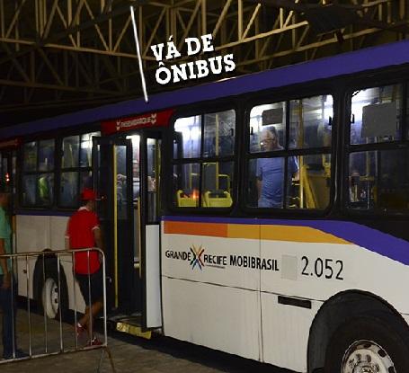HORARIO DE ONIBUS GRANDE RECIFE