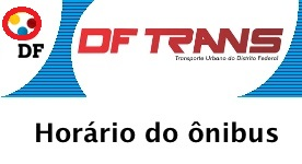 HORÁRIO DE ÔNIBUS DF